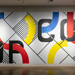 In Sight On Site: Murals - Andrew Hoffman - Photograph by Wes Magyar