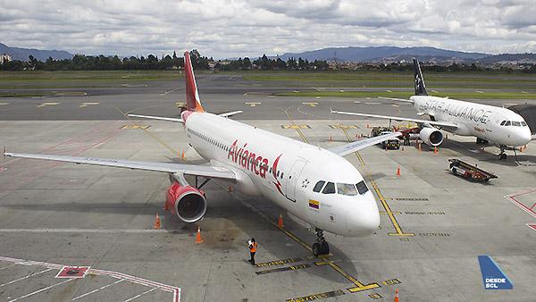 Avianca A320 BOG (Benjamín Concha)