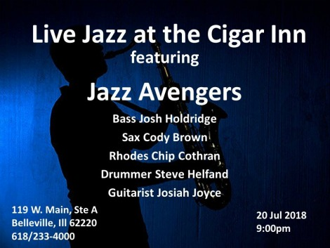 Cigar Inn 7-20-18
