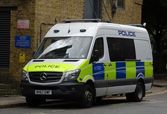Metropolitan Police - BX67 EWF