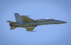 Hornet Fly-By