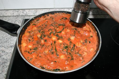 14 - Mit Pfeffer & Salz abschmecken / Taste with salt & pepper