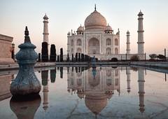 India: Taj Mahal II.