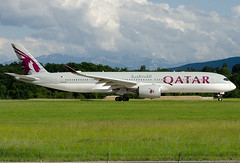A7-ALN Qatar Airways ???????? Airbus A350-941