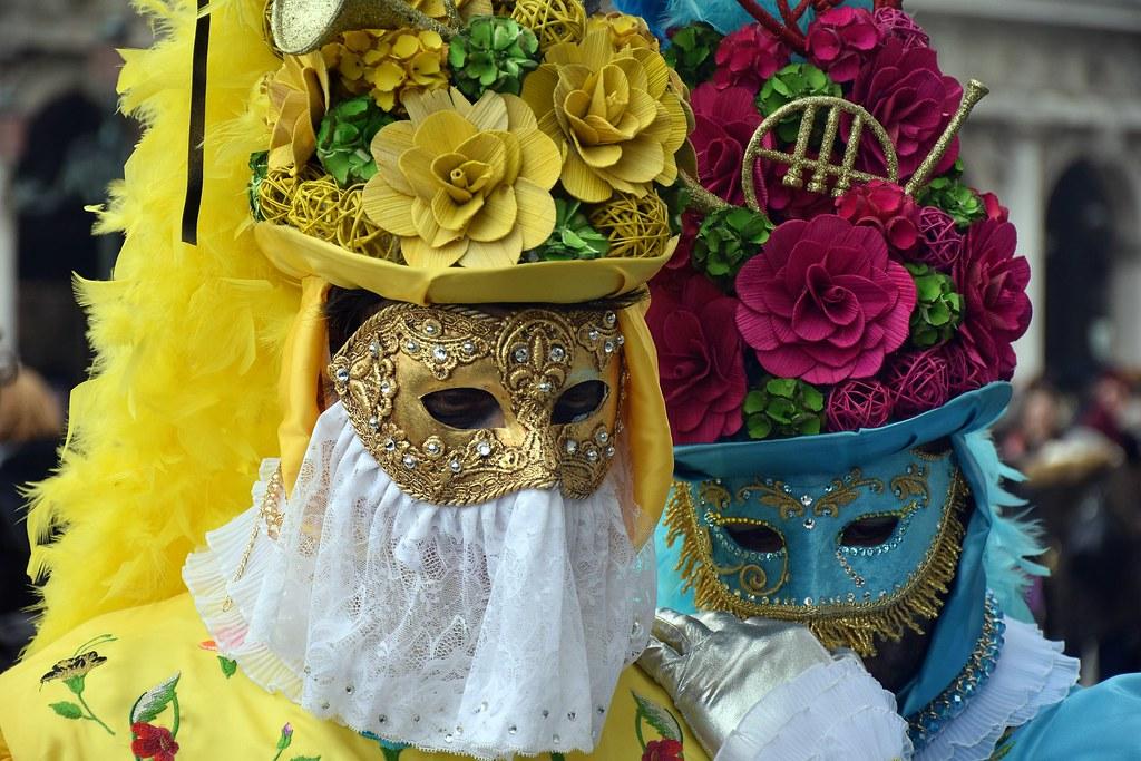 Carnivale di Venezia Italy