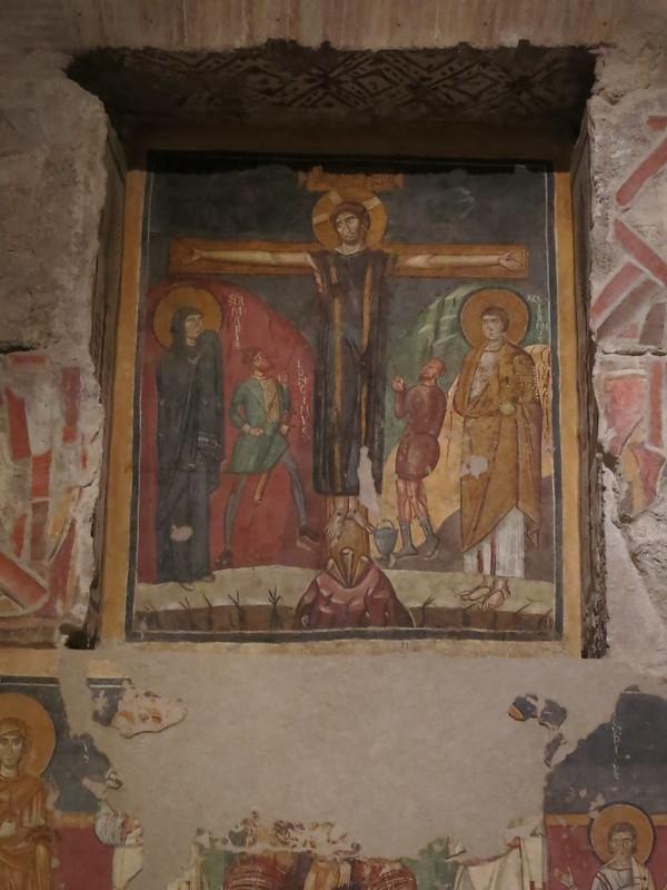 Santa Maria Antiqua, (4) Chapel of Theodotus