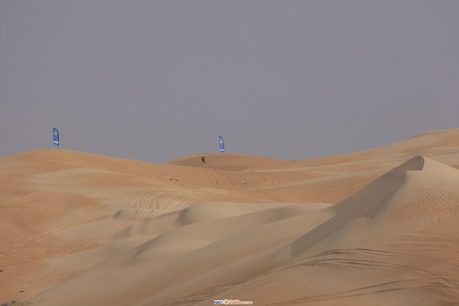 Oman Desert Marathon Stage 6