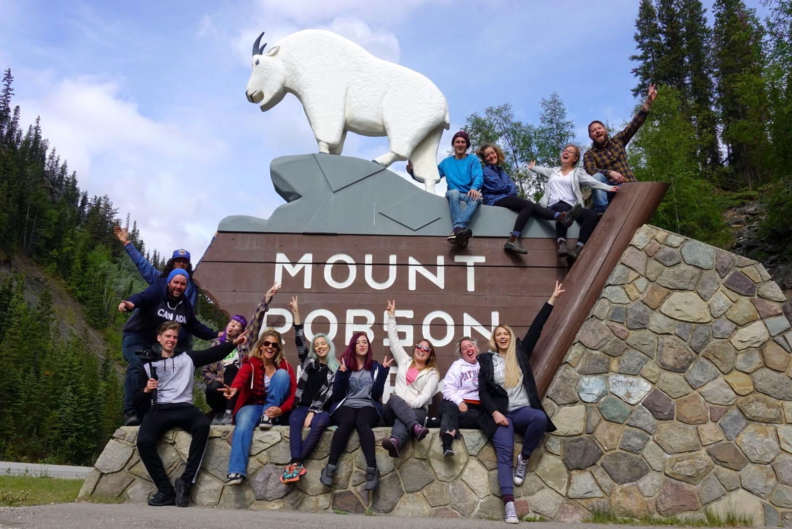 Canada Rockies TrekAmerica Itrekhere 2018 507