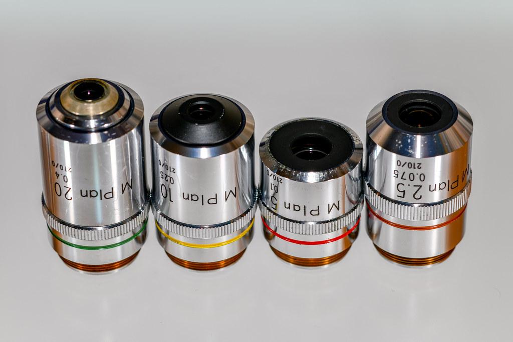 Nikon objective lens