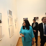 Exhibition with EU Leaders' Messages from their Informal Dinner in Sofia: Opening Ceremony