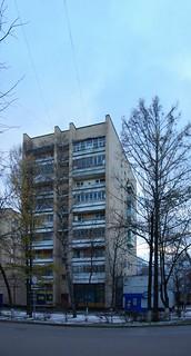 Moscow_Oblast Korolyov ulitsa Suvorova