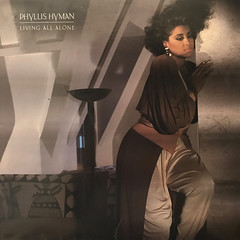PHYLLIS HYMAN:LIVING ALL ALONE(JACKET A)