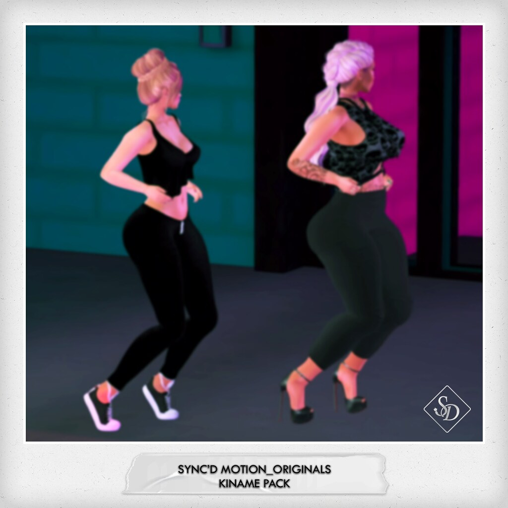 Sync'D Motion__Originals - Kiname Pack