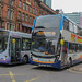First Manchester MX56ACV and Stagecoach Manchester SN16OWC