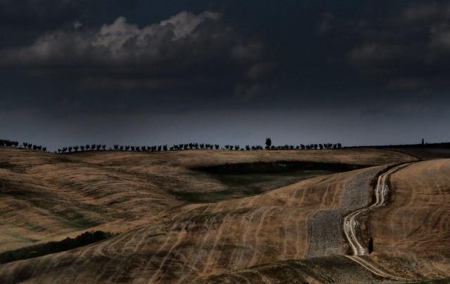 Toscana - Val d'Orcia 2018, Olympus E-M1, Lumix G Vario HD 14-140mm F4.0-5.8 Asph. Mega OIS