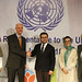 Afghanistan Youth Representative to the United Nations selected.