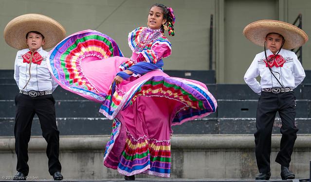 Folklórico Nacional Mexicano de Elena Robles
