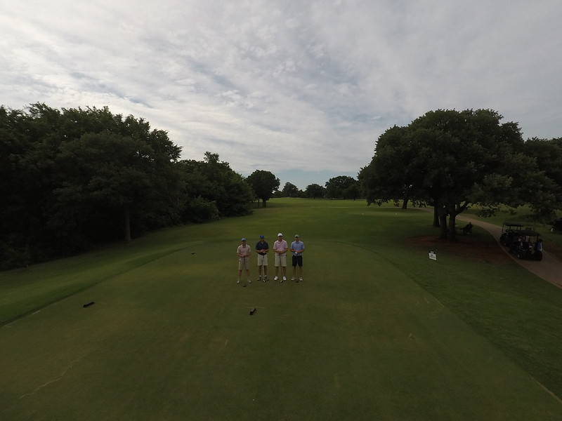 2018 Golf Tournament - Drone Photos