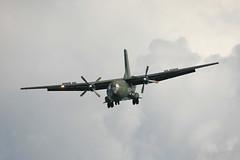50+51 C-160 Transall Luftwaffe @ Neuburg ETSN
