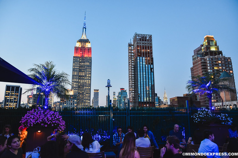 230 Fifth Rooftop Bar, New york