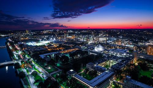 MIT Sunset