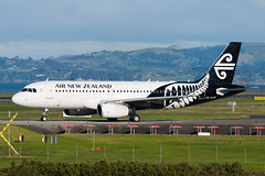 Air New Zealand Airbus A320