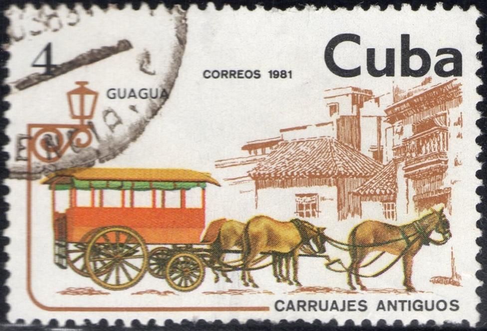 Cuba - Scott #2421 (1981)