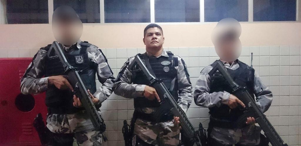 Homicídio que envolve 3 PMs do GTO será julgado pela Justiça comum, decide juiz