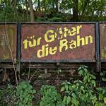 für Güter die Bahn