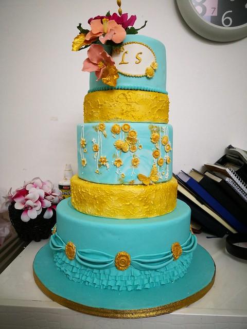 Cake by Dr. Laji Sajid