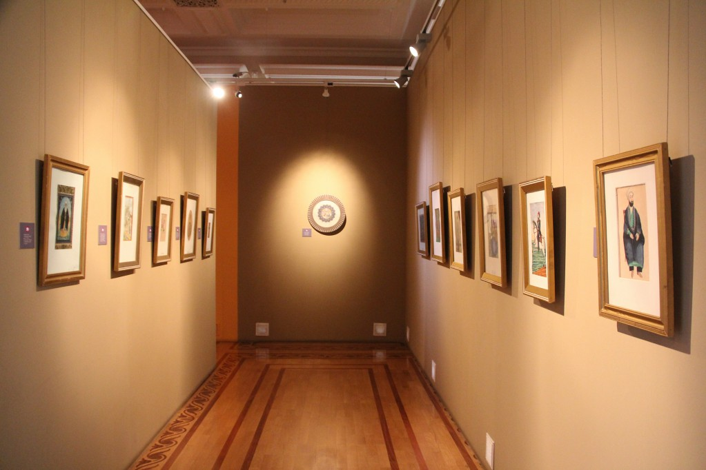 Баку - Национальный музей искусств Азербайджана