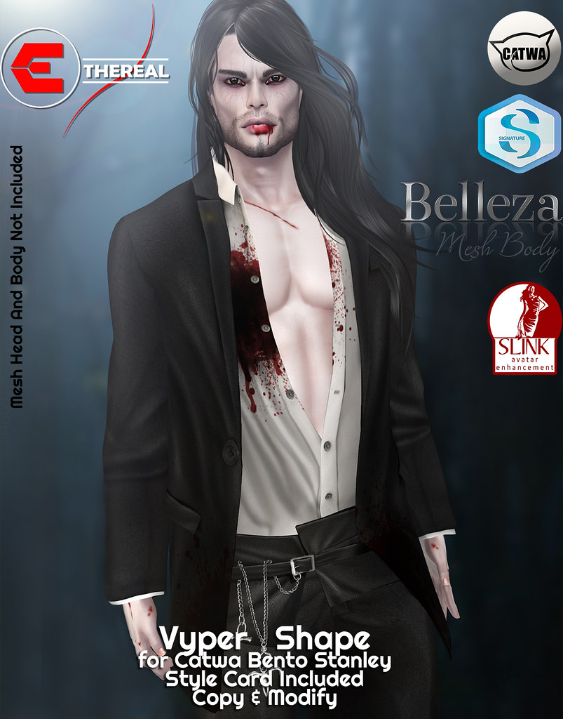 Vyper Shape - Bento Catwa Stanley - TeleportHub.com Live!