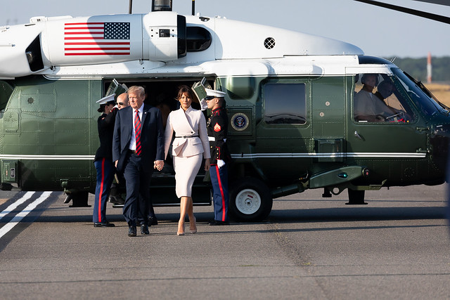 President Trump & the First Lady's Trip to Europe