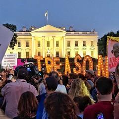 #treasonoustrump