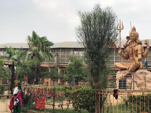 City Hangout - The Sheetla Mata Temple Grounds, Old Gurgaon