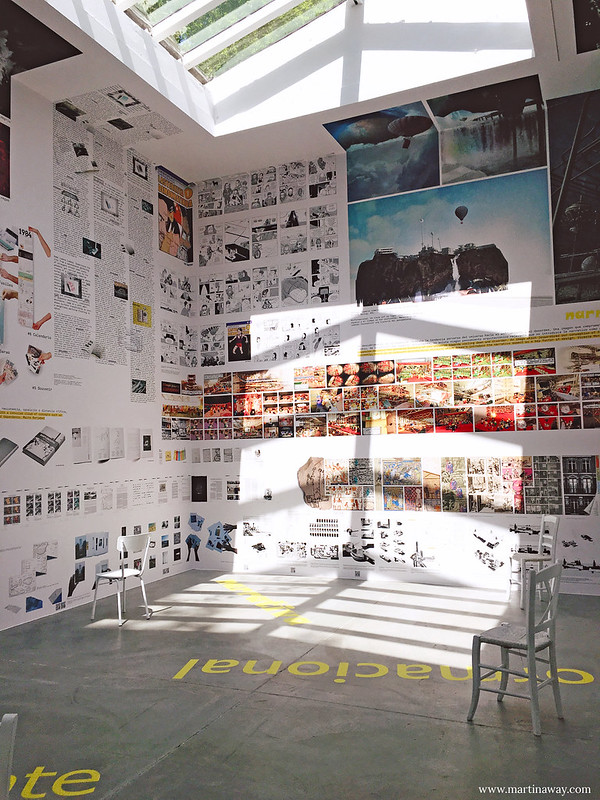 Biennale di Architettura 2018: RCR Dream and nature (Catalunya)