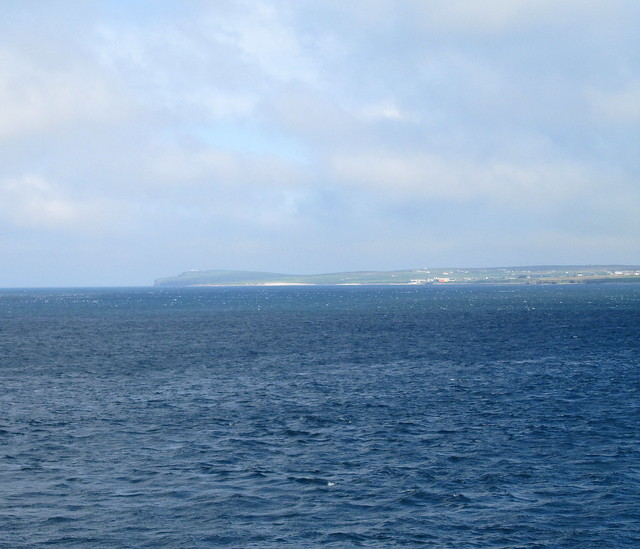 Duncansby Head from Pentland Firth
