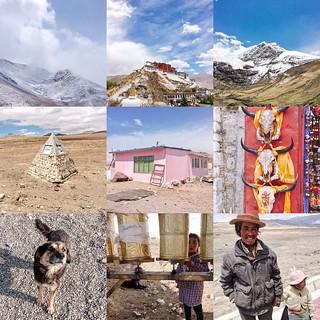 西藏旅遊風情照片合輯