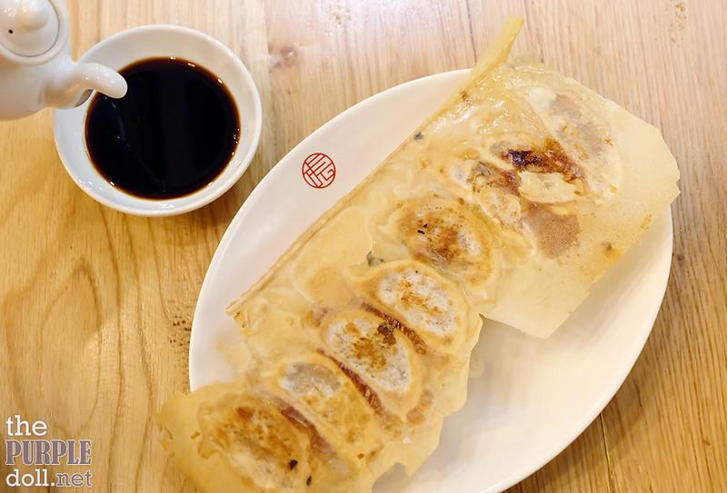 Pan-fried Pork Dumpling (P145)