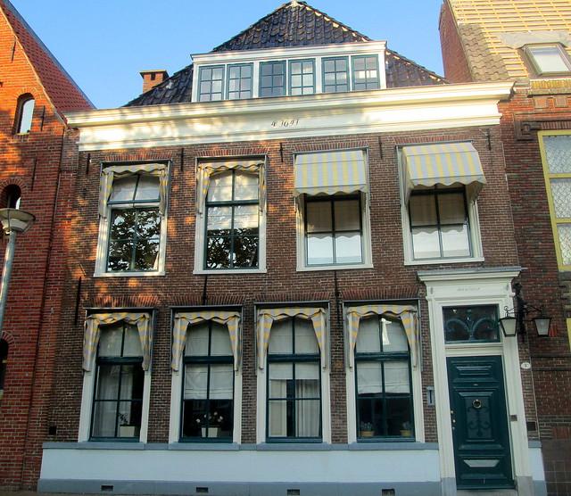 Old Canalside Building, Groningen