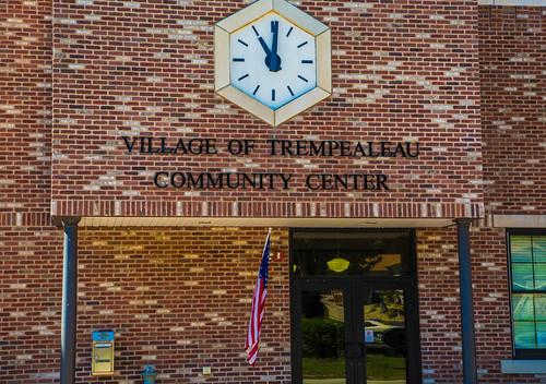 Village of Trempealeau Community Center, Wisconsin