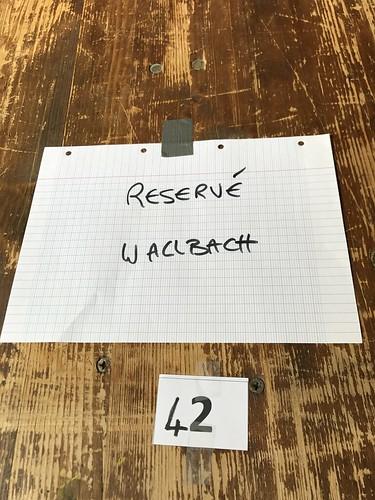 14. Juli Musikverein Wallbach zu Besuch bei unseren Freunden im Elsass Echo du Honack Walbach