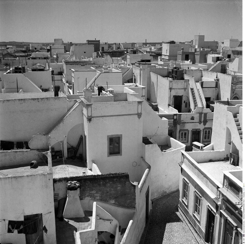 «Olhão, uma visão de África» (A. pastor, 1965)