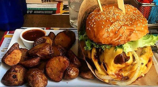 hamburguesas sevilla goiko