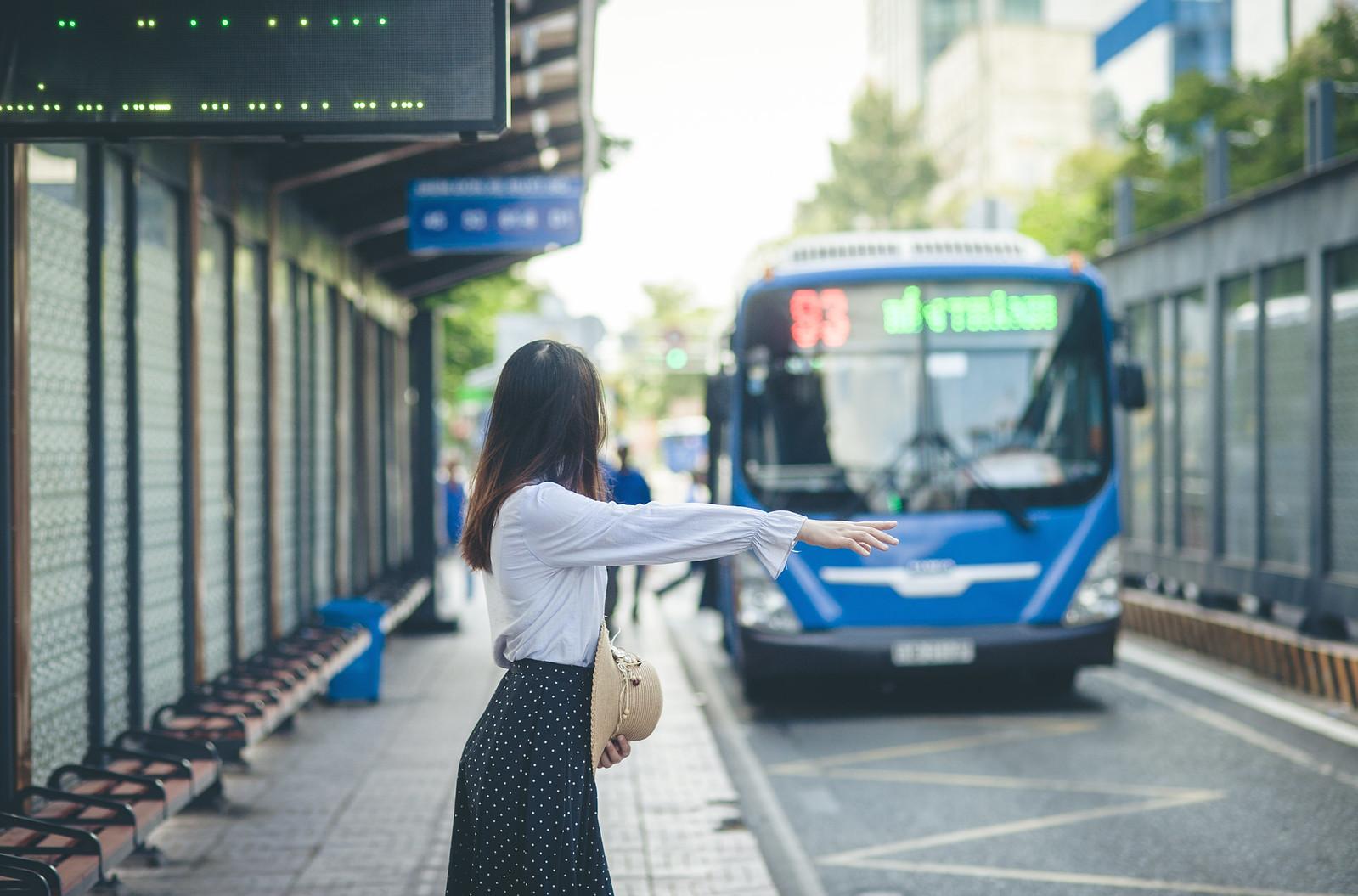 29253497978 e417f15cf5 h - Trạm xe buýt quận 1, địa điểm check-in mới cho giới trẻ Sài Gòn