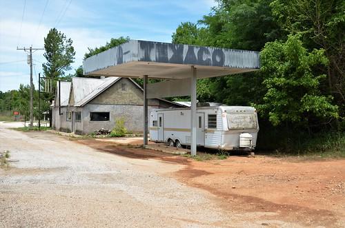 Arkansas, Pindall, Texaco
