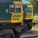 Freightliner 66599 66598 - Ipswich