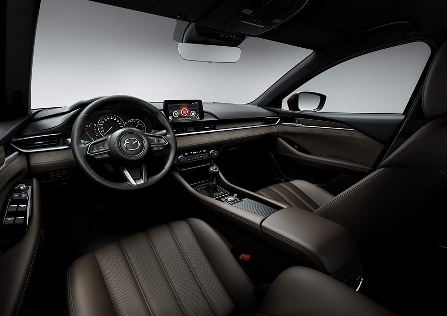 Mazda 6 FL1