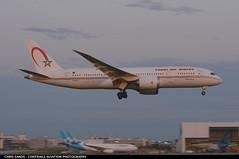 Royal Air Maroc (RAM) B788 CNRGS