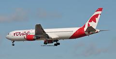 C-GHLK AIR CANADA ROUGE 767